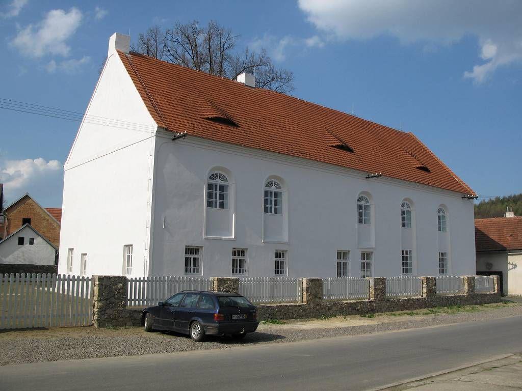 Synagoga ve Čkyni po rekonstrukci