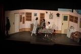 Divadelní představení - Postel pro anděla