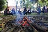 Čarodějnice v parku