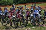 Závody na kole