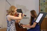 Koncert ZUŠ v synagoze