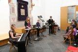 Koncert ZUŠ Čkyně v synagoze