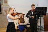 Závěrečný koncert ZUŠ Čkyně