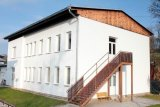 Výměna oken a dveří na budově MŠ