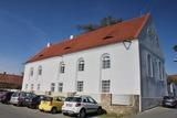 Oprava synagogy ve Čkyni - exteriéry