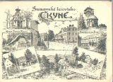 Šumavské letovisko Čkyně