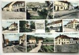 Čkyně - pohlednice